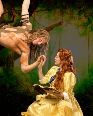 TARZAN is a soaring spectacle