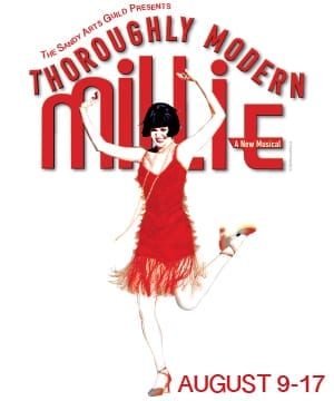 A THOROUGHLY enjoyable MODERN MILLIE in Sandy