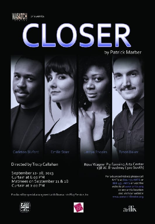 CLOSER examines truth, power, and relationships