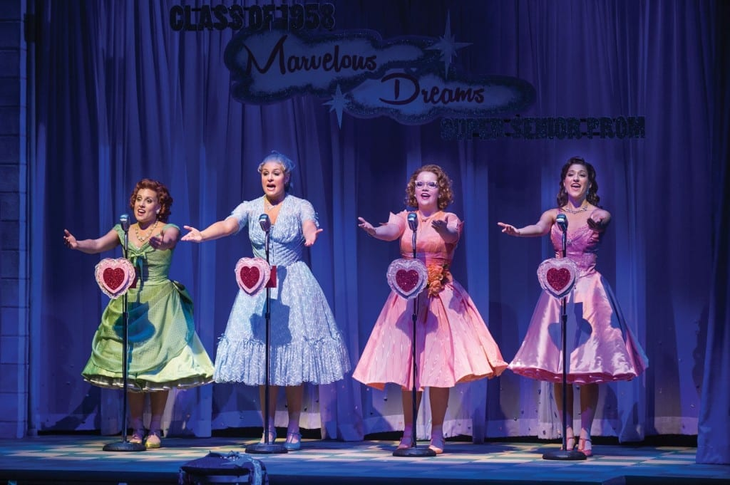 THE MARVELOUS WONDERETTES lives up to its name
