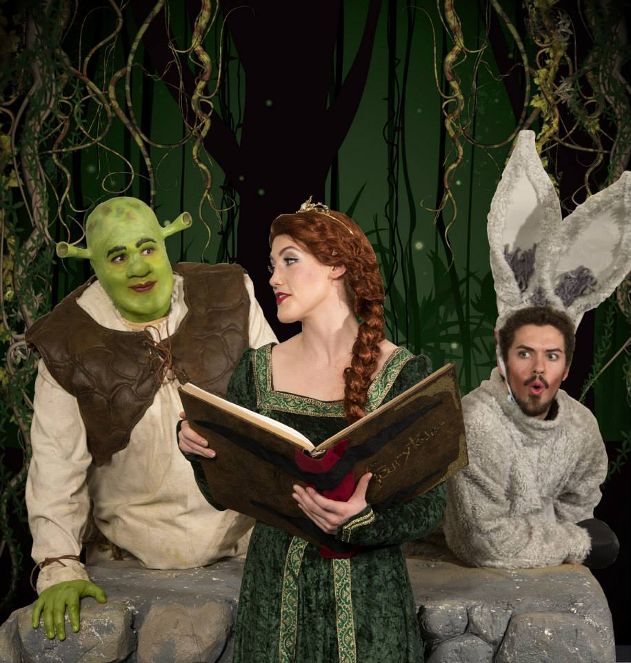 A fun, family-friendly SHREK finds a home in Orem
