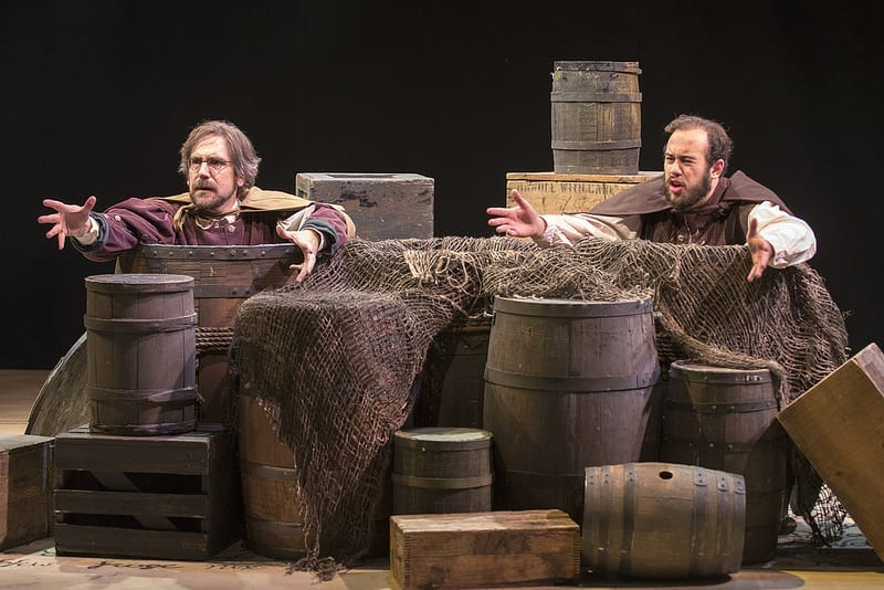 Studio 115's ROSENCRANTZ AND GUILDENSTERN ARE DEAD entertains and enlivens