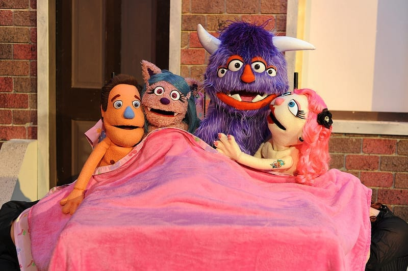 Come and play on AVENUE Q
