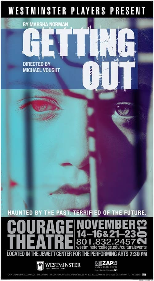 GETTING OUT: An immersing story of reinvention
