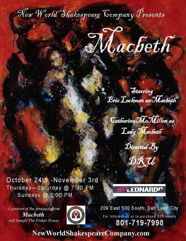 New World Shakespeare's MACBETH makes an earnest attempt
