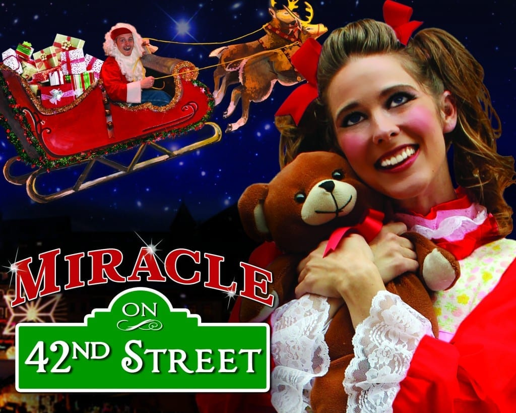 MIRACLE ON 42ND STREET wasn't the miracle I was looking for