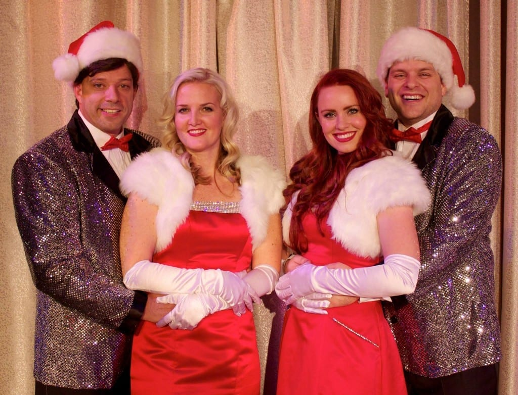 Lehi Arts creates a cozy WHITE CHRISTMAS