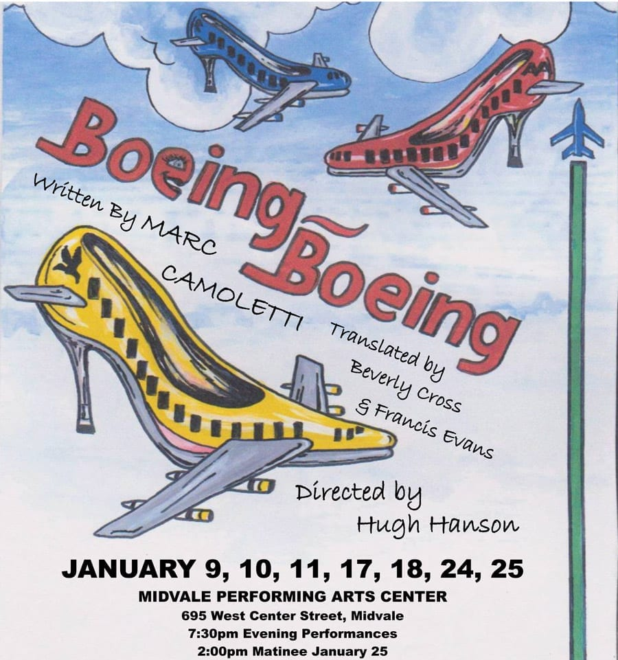 "If ""it's not impossible,"" go see BOEING-BOEING"