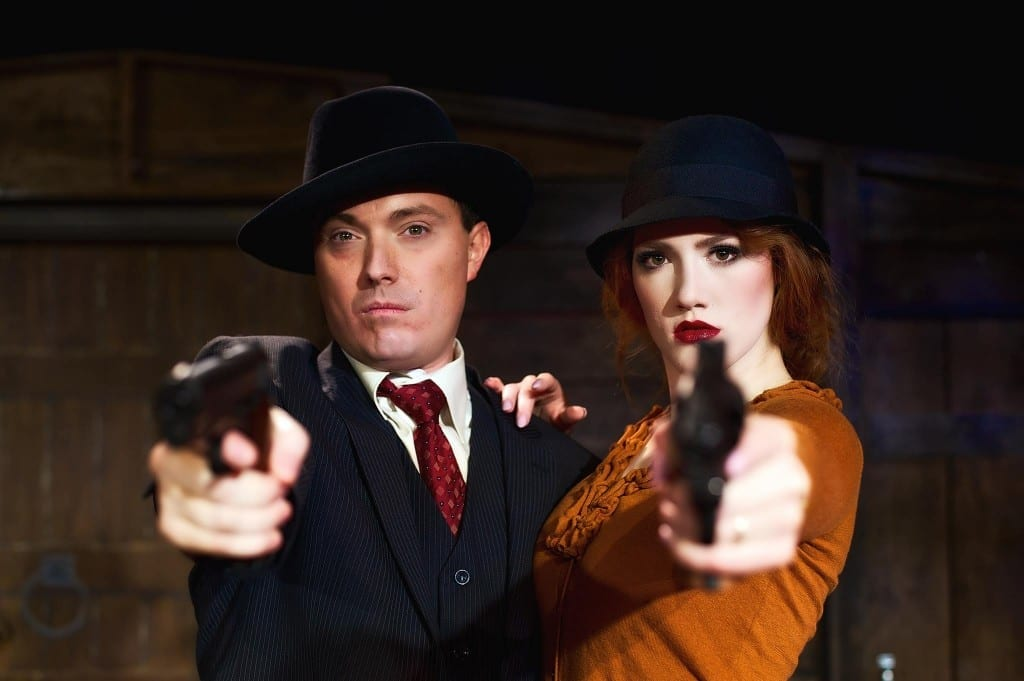 """BONNIE AND CLYDE is """"what you call a dream"""""""