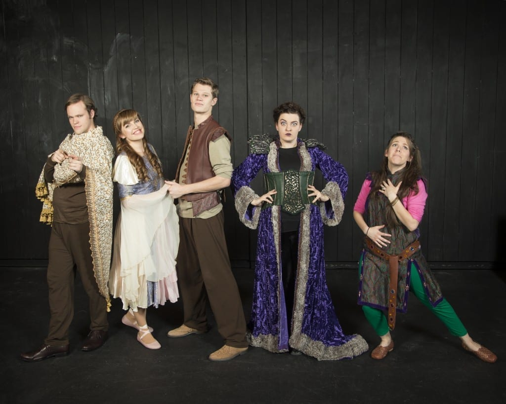 CYMBELINE: a little-known story that seems familiar at BYU