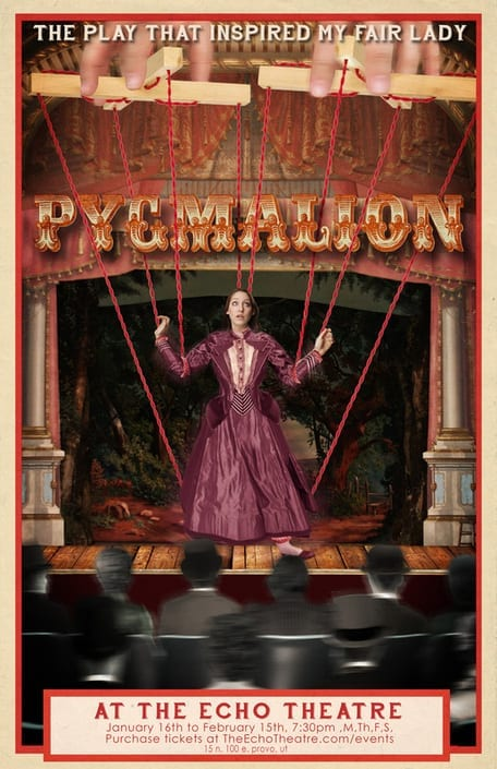 Echo's PYGMALION was slow but steady