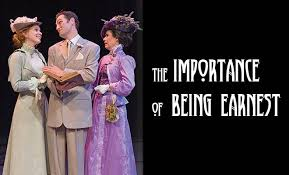 In earnest about THE IMPORTANCE OF BEING EARNEST