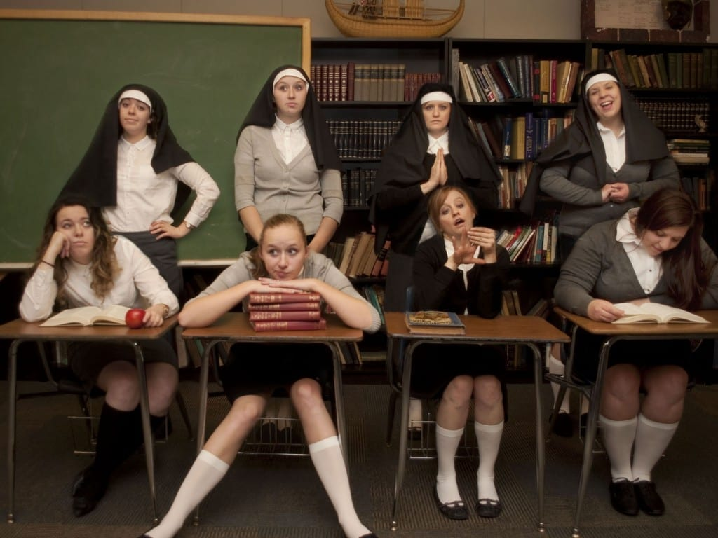 CATHOLIC SCHOOL GIRLS is a sweet tale of growing up