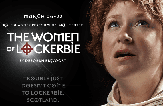 WOMEN OF LOCKERBIE is heartfelt, but heavy handed