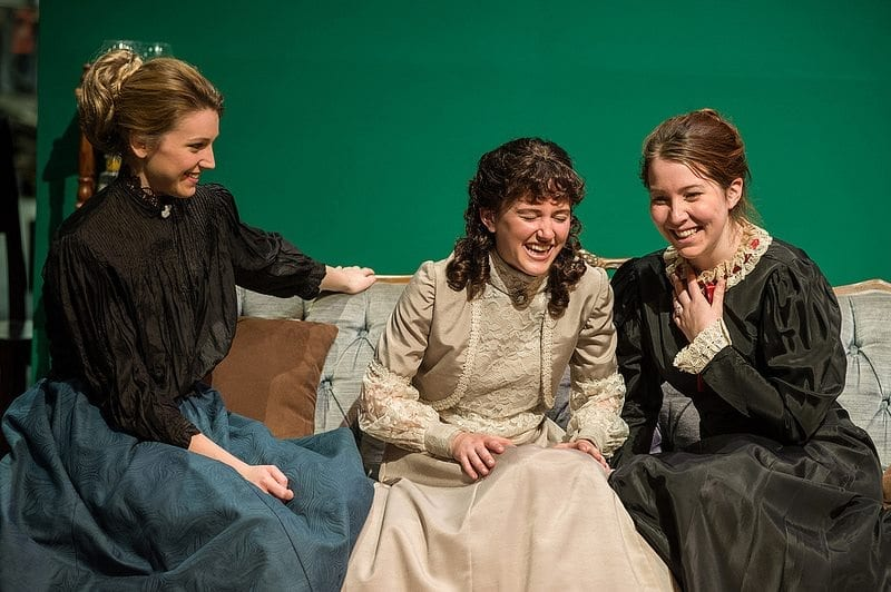 Spend an evening with Chekhov's THREE SISTERS
