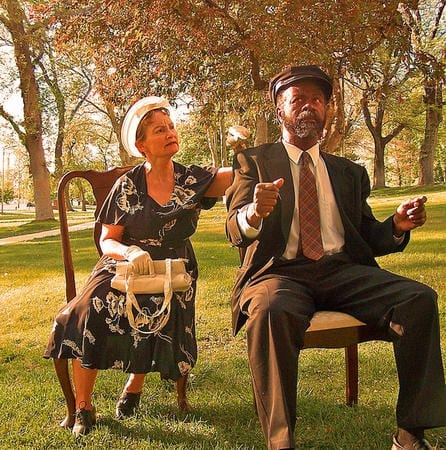 DRIVING MISS DAISY is a poignant, funny and reflective journey