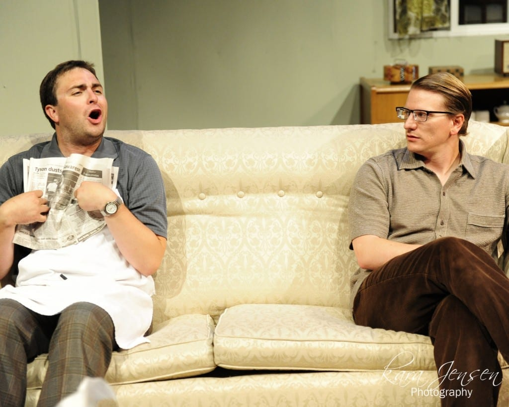CenterPoint's ODD COUPLE is full of laughs, but lacks emotion