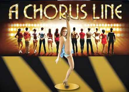 A CHORUS LINE has moments of singular sensation
