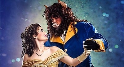 """BEAUTY AND THE BEAST finds a charming """"Home"""" at Pickleville"""
