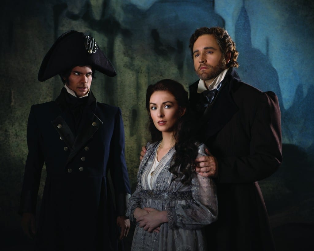 Utah Festival Opera's LES MISERABLES is a powerful performance