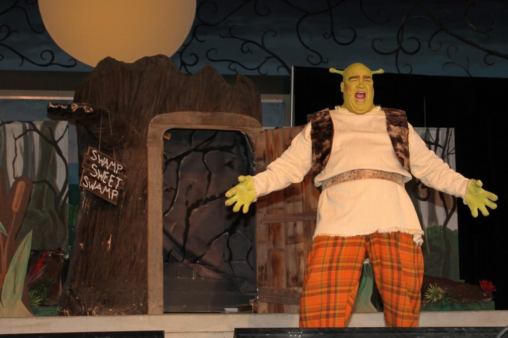 "Herriman creates a ""big, bright, beautiful"" SHREK"