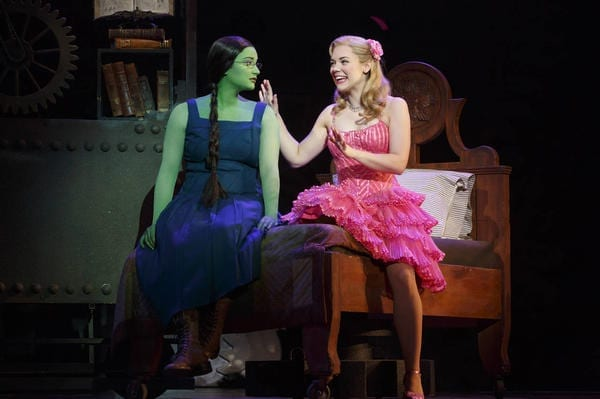 WICKED is luminous and inspiring