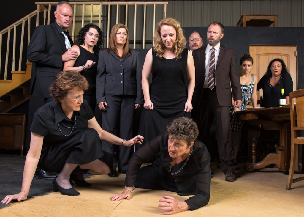 AUGUST: OSAGE COUNTY is an evening of gripping theater