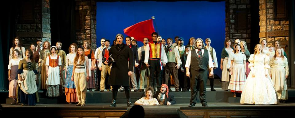 Payson Community Theater creates a strong LES MISERABLES