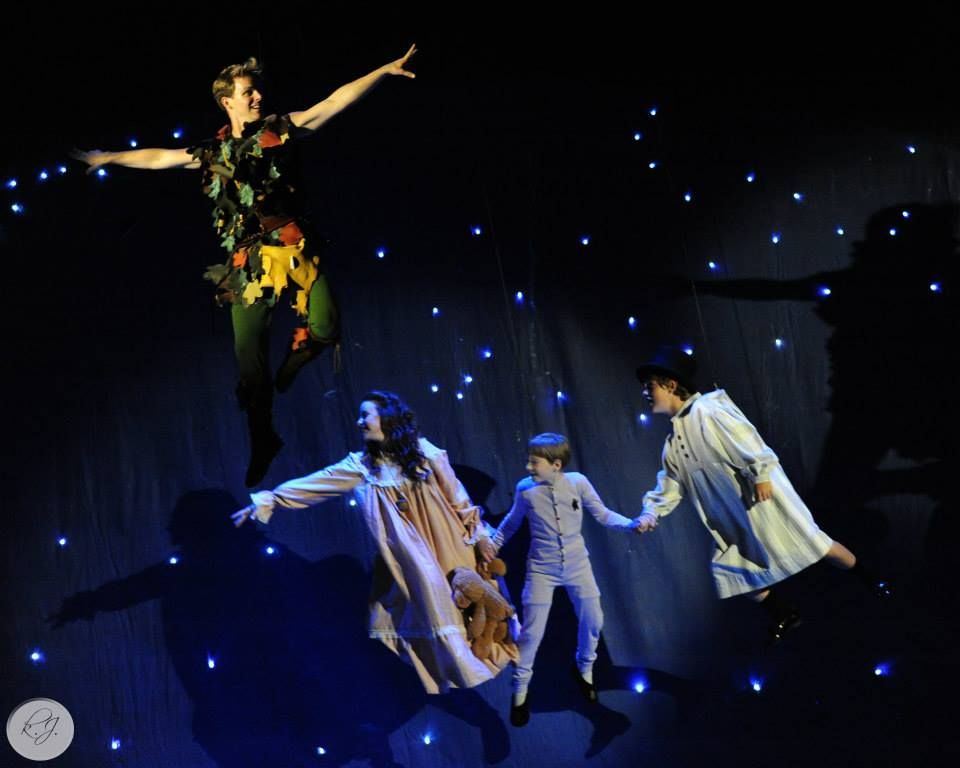 PETER PAN a pleasant play production at CenterPoint