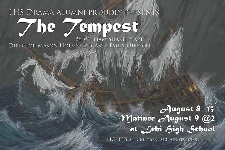 A fully magical TEMPEST in Lehi