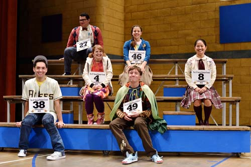 PTC'S PUTNAM COUNTY SPELLING BEE is a champion