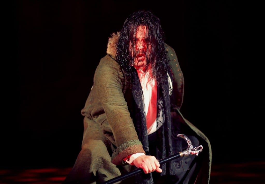 JEKYLL & HYDE brings evil to life at CenterPoint