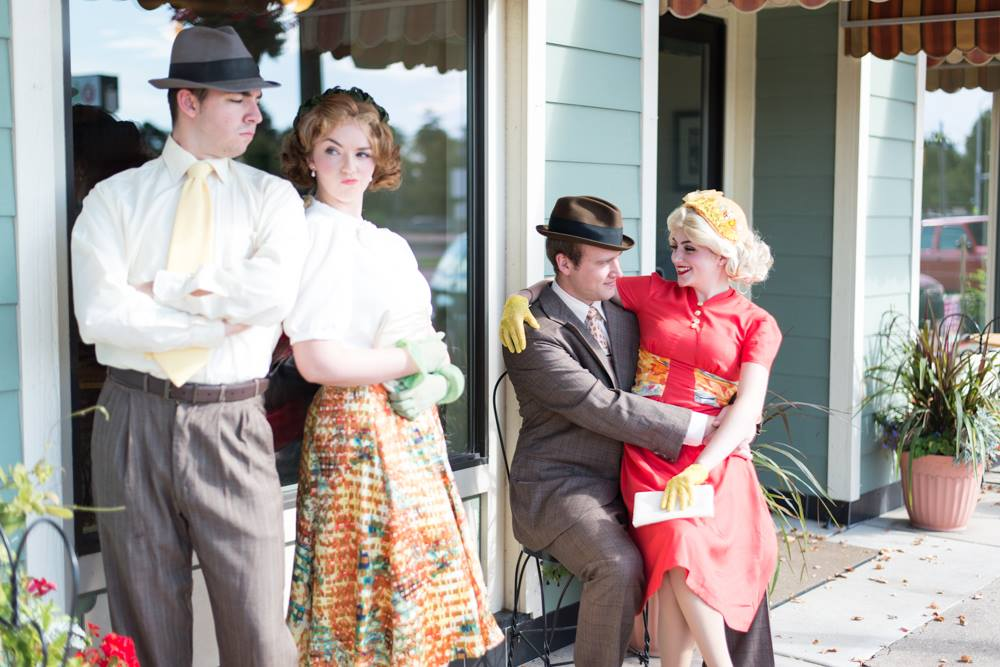 Endearing production of SHE LOVES ME at Weber State