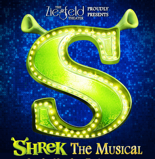 Ziegfeld's SHREK delights children and adults