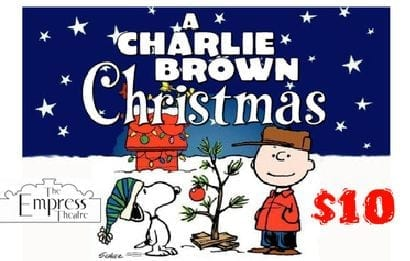A CHARLIE BROWN CHRISTMAS in Magna is a welcomed holiday option