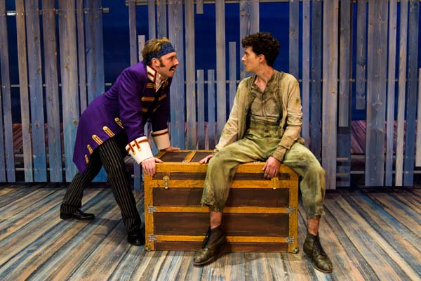 Pioneer's PETER AND THE STARCATCHER is an exquisite flight of the imagination