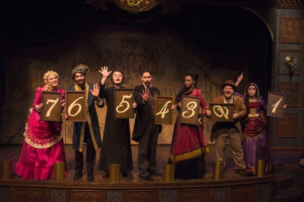 Case closed: THE MYSTERY OF EDWIN DROOD is a hit