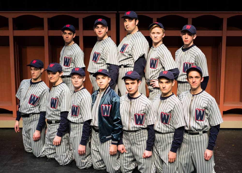 WSU's DAMN YANKEES steps up to the plate