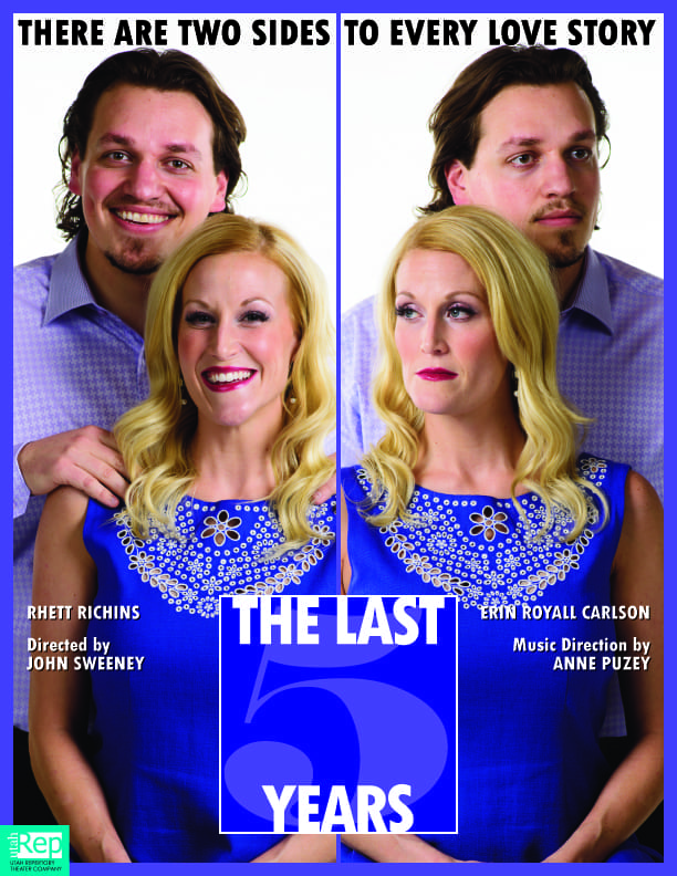 Testing time and exploring love: Utah Rep premieres THE LAST 5 YEARS
