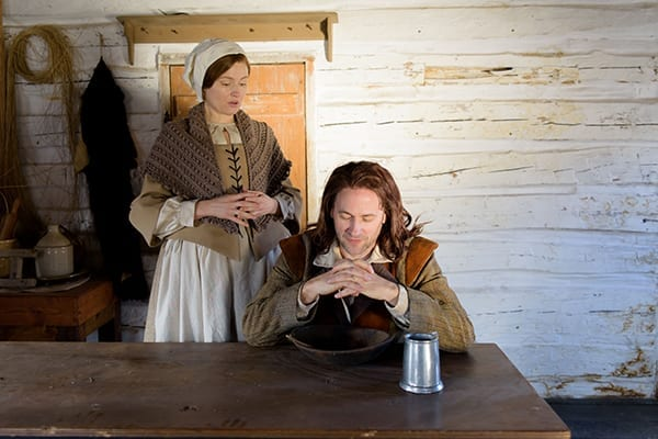 THE CRUCIBLE at Pioneer frames hysteria brilliantly on symbolic stage