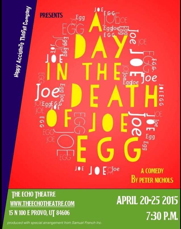 A DAY IN THE DEATH OF JOE EGG is a striking premiere