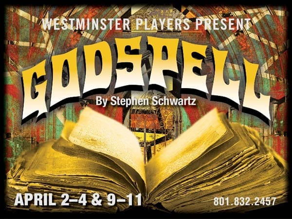 GODSPELL as it should be: welcoming, moving, and sensational