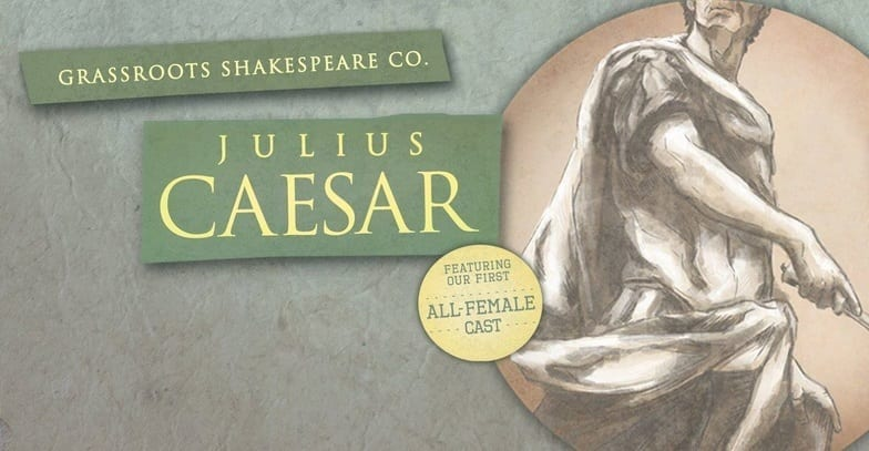 Women actors cut to the heart of Julius Caesar