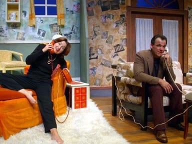 High emotions in Neil Simon Festival's CHAPTER TWO