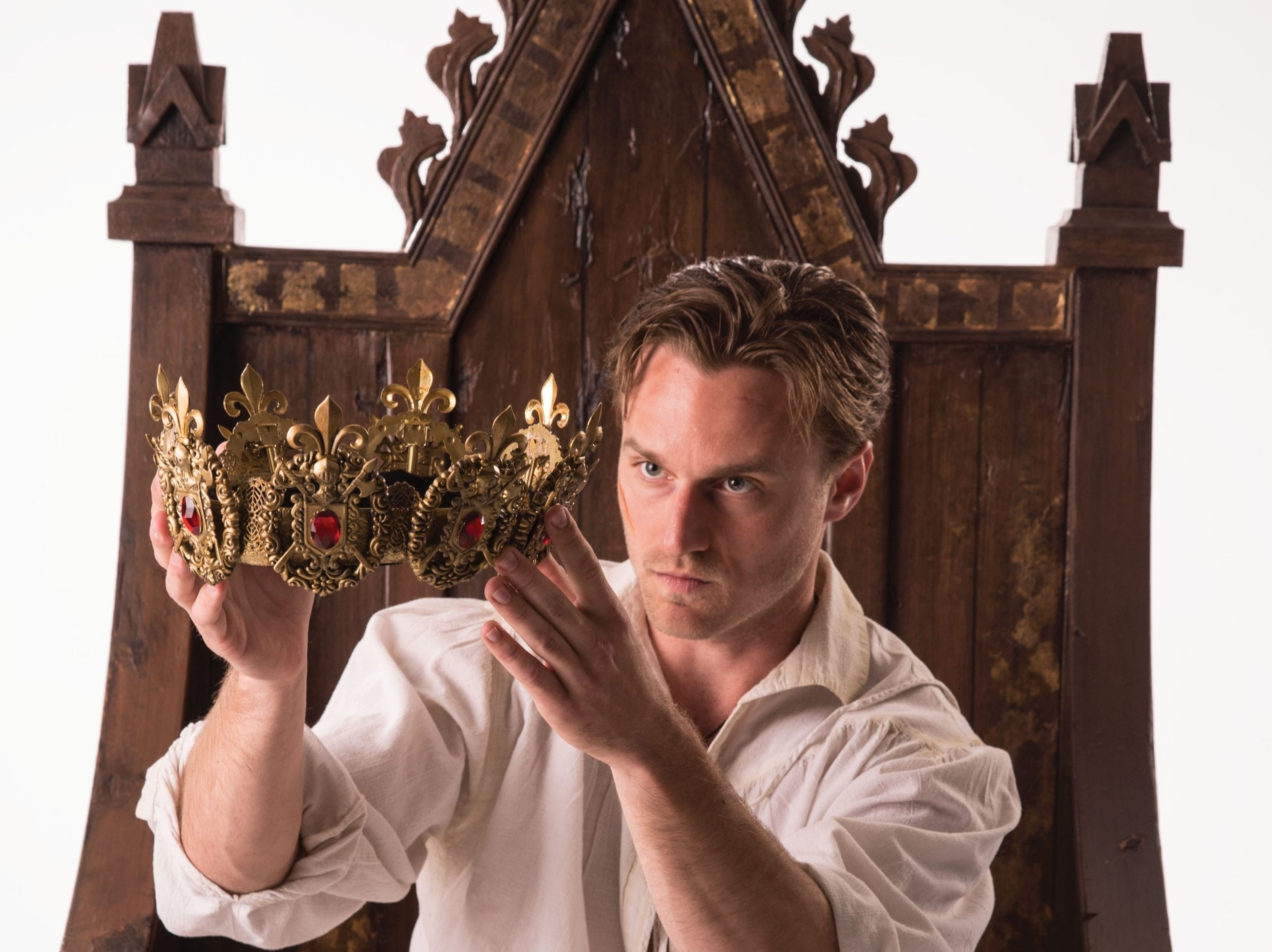 HENRY IV, PART TWO takes the crown