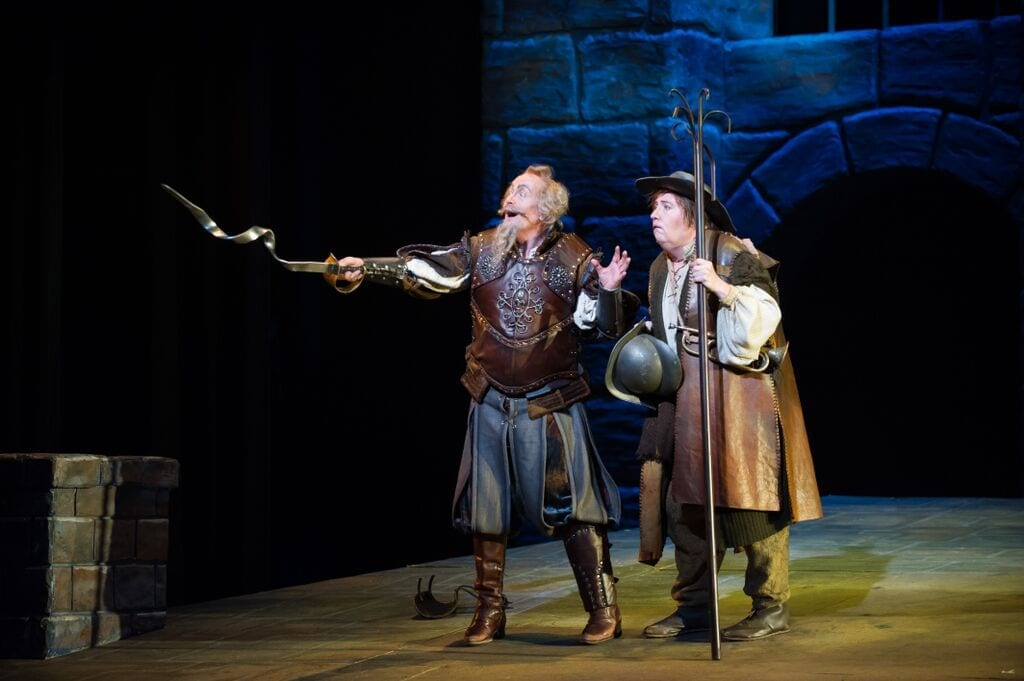 Utah Festival Opera's MAN OF LA MANCHA worth the quest