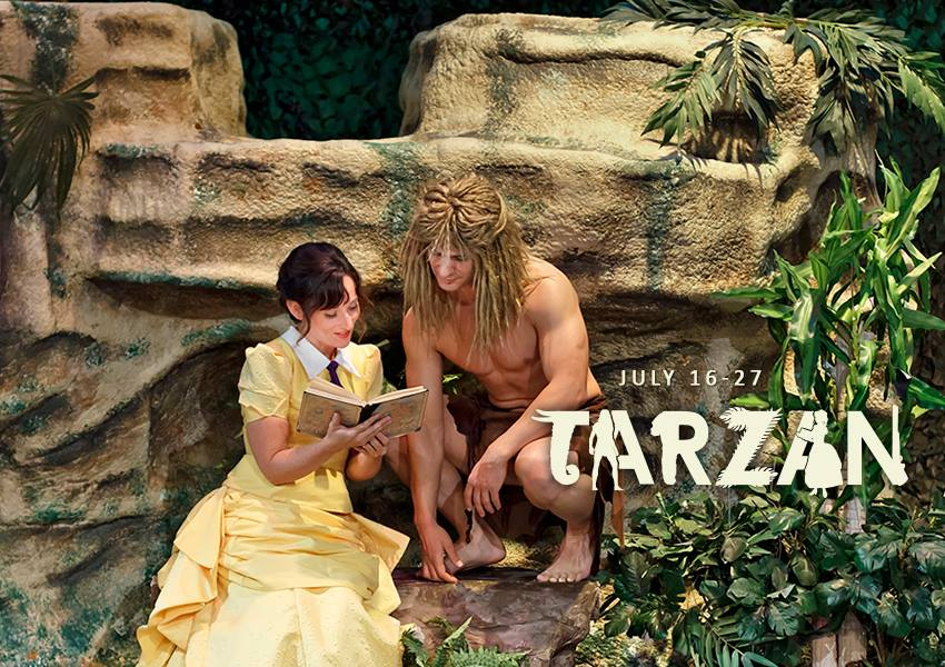 A surprisingly touching TARZAN in Spanish Fork