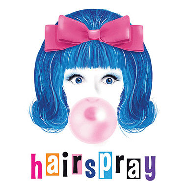 Ziegfeld Theater's HAIRSPRAY has energy to spare