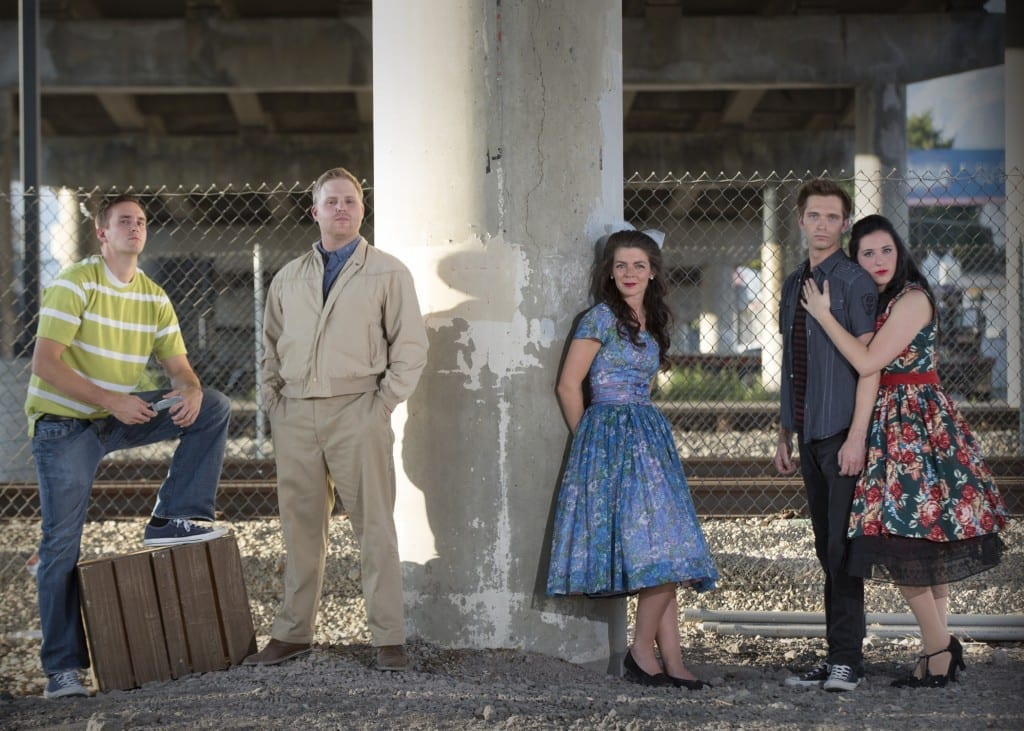Go see WEST SIDE STORY at the SCERA before it jets