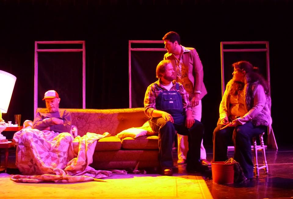 BURIED CHILD is worth finding